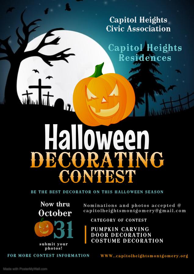 Decorating Contest
