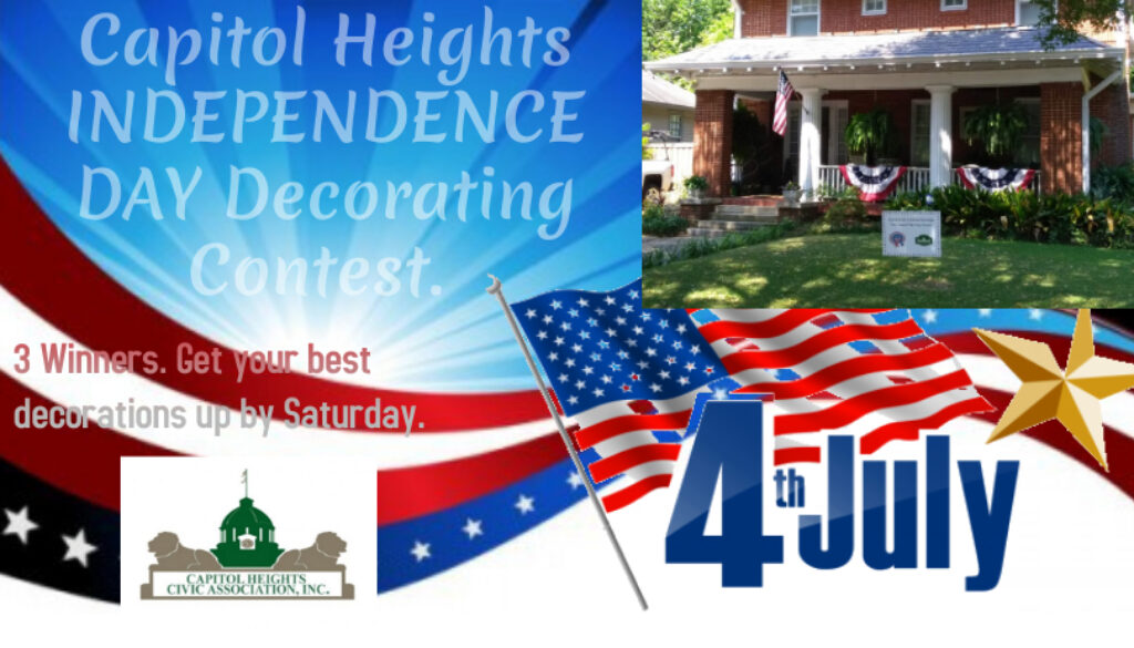 Independence Day Decorating Contest